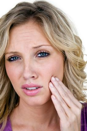 image of an individual that suffers from tmj bruxism houston tx